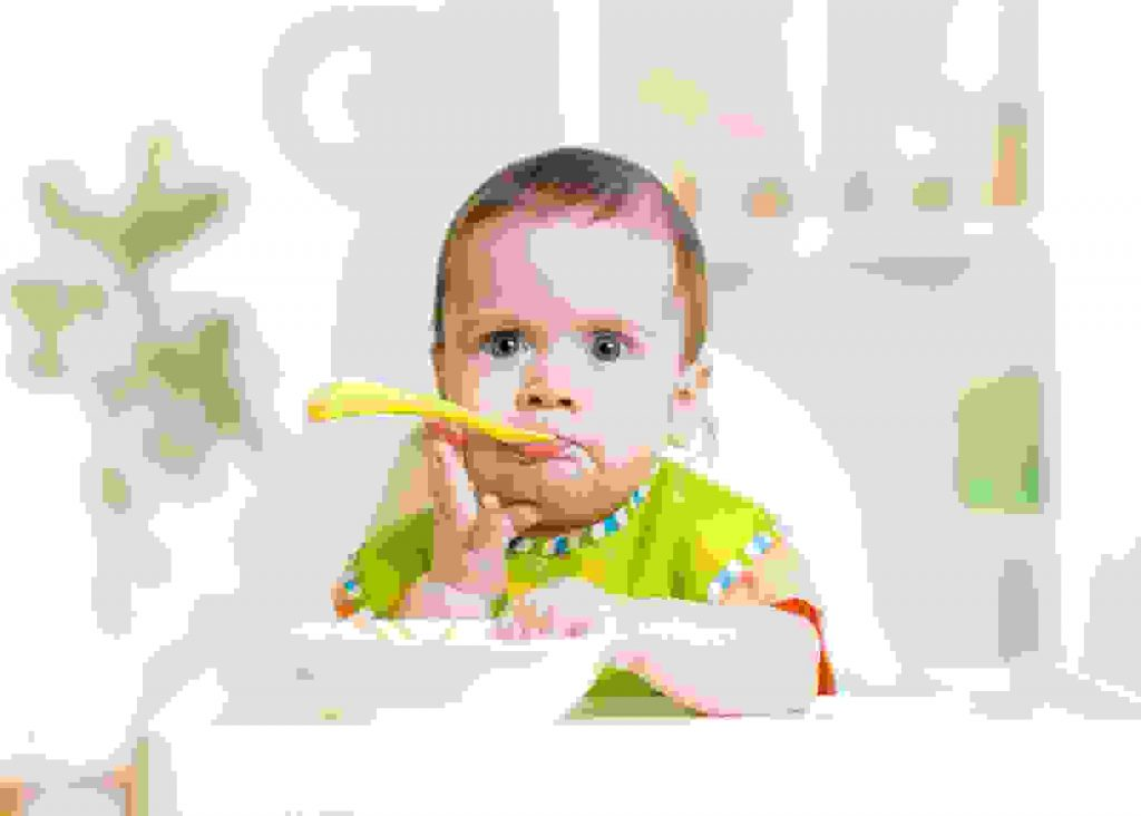 How to make the transition to solid foods.